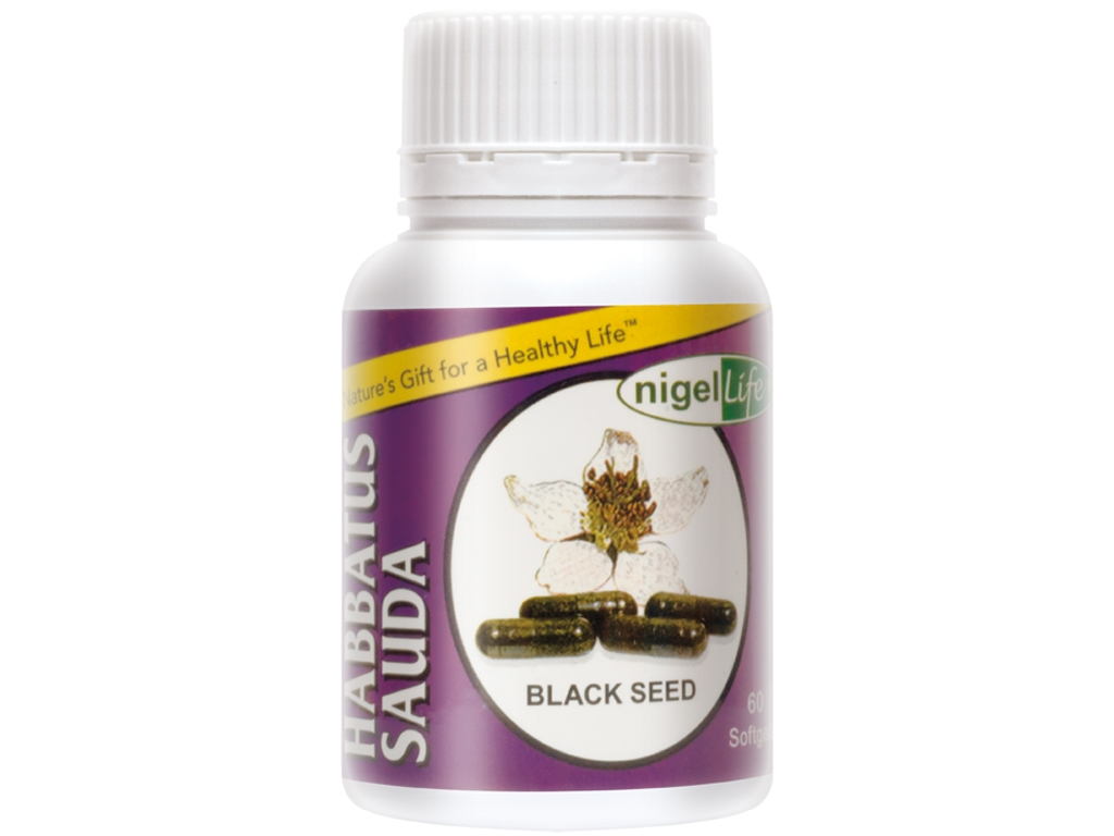 Picture of Black Seed Capsule